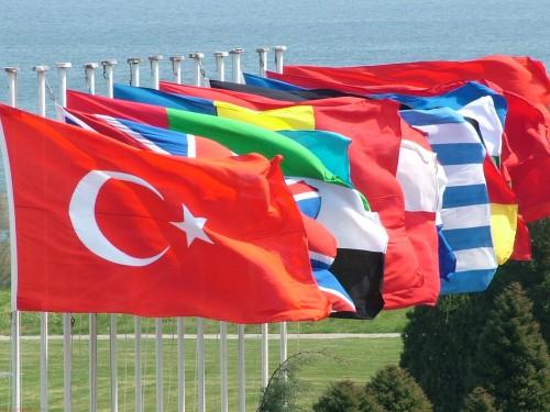 gönder bayrak imalatı