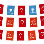 parti bayrak imalatı
