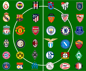 futbol takım bayrağı