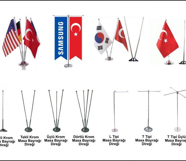 masa bayrağı imalatı
